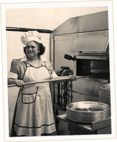 The roots of Ameci's Pizza - A family-owned pizza restaurant in New York City that opened in 1931