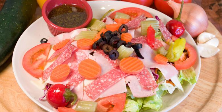 A Colorful Salad.