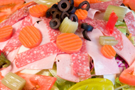 Bucket of Antipasto Salad