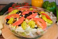 Bucket of Italian Salad