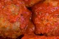 Bucket of Meatballs